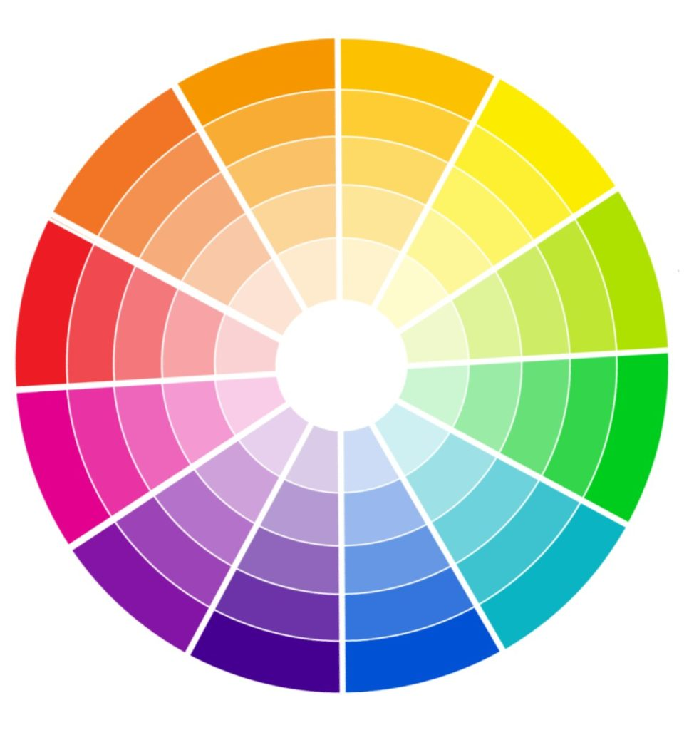 גלגל צבעים