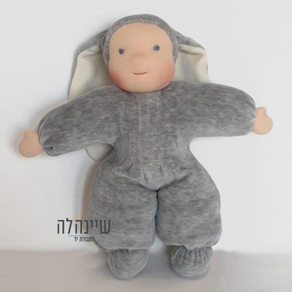 בובת ארנב אנתרופוסופית